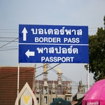 Overstay visa in Thailand