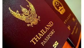 Thailand Passport – 3 Easy Steps To Get A Passport
