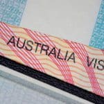 How many times can I visit Australia on a visitor visa?