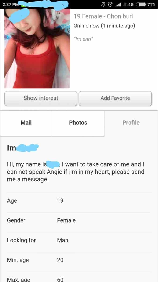 pattaya dating app