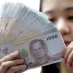 Sending money to Thai girlfriend