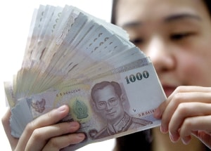 Sending money to Thai girlfriend